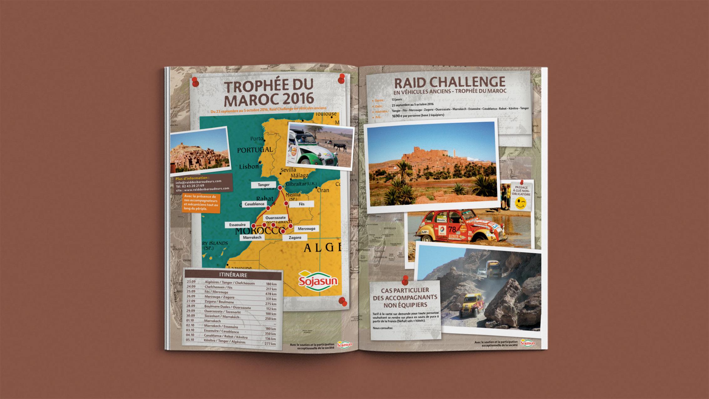 Trophée du Maroc